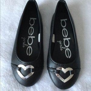 Bebe Girl Flats Size:13/1